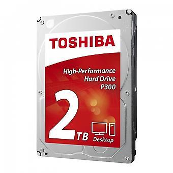 "Toshiba 3.5 "", 2TB, SATA3, P300 hard disk, 7200rpm, 64MB vyrovnávací paměť"