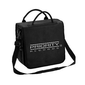 Priority - Priority Logo DJ Vinyl Backbag Record Bag