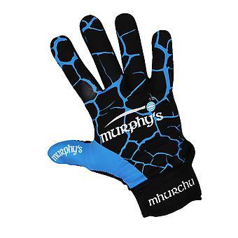 Murphy's Gaelic Gloves 10 / Large Black/Blue