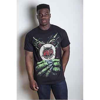 Slayer - Root of all Evil Unisex Large T-Shirt - Black