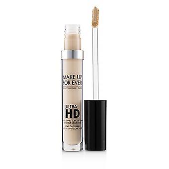 Make Up For Ever Ultra HD Light Capturing Self Setting Concealer - # 20 (Soft Sand) 5ml/0.16oz