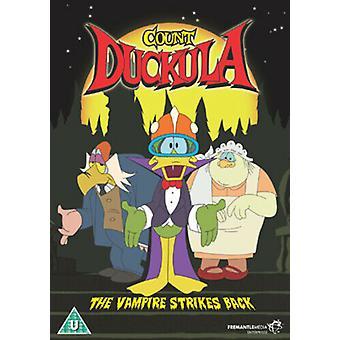 Count Duckula The Vampire Strikes Back DVD (2008) Cosgrove Hall cert U