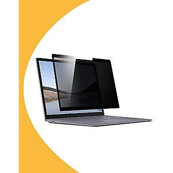 Sichtschutzfolie & Blickschutzfilter kompatibel mit Microsoft Surface Laptop 3 & 2 & 1