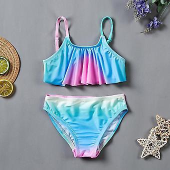قطعتين - ختم الساخنة، ملابس السباحة ملابس السباحة الاستحمام لمجموعة-2