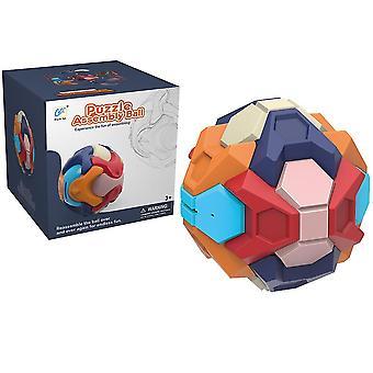 Children's educational toys assembled piggy bank