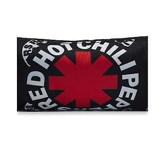 Rock Sax Asterisk All-Over Print Red Hot Chili Peppers Pennfodral