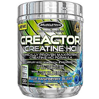 Creactor, Blue Raspberry Blast - 264 grams