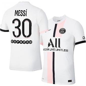 Messi n°30 Paris Saint Germain Maillots de football 2021-2022