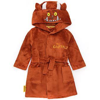وGruffalo خلع الملابس ثوب الأطفال الأطفال | الأولاد الفتيات حرف كوسبلاي هود Pjs رداء | الأطفال كتاب الرسوم التوضيحية حمام رداء البضائع