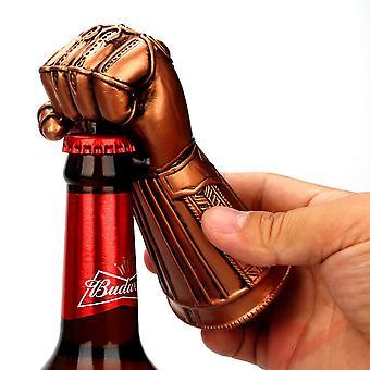 Creative beer bottle opener, killer gem fist bottle opener