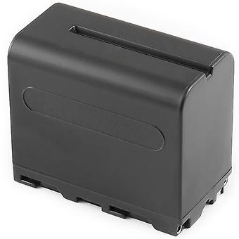 3x - Battery for Sony L-Series NP-F960 NP-F950 NP-F930 NP-F970 NP-F770 NP-F750 NP-F730 NP-F570 NP-F550