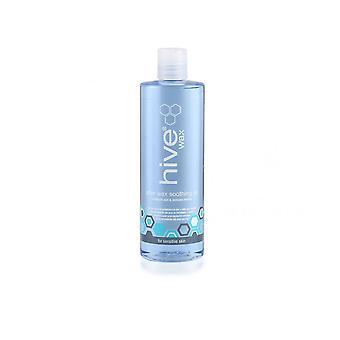 Hive av skjønnhet voksing etter voks condition olje behandling lotion spray-400ml