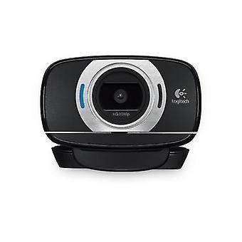 Logitech C615, 8 MP, 1920 x 1080 pixeli, 720p,1080p, 1920 x 1080 pixeli, 8 MP, Automat