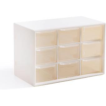 Kunststoff Desktop Aufbewahrungsbox Schublade Typ Staubdichte Klassifizierung Aufbewahrungsbox