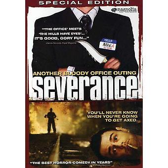 Severance [DVD] USA import
