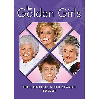 Golden Girls: Complete Sixth Season [DVD] USA import