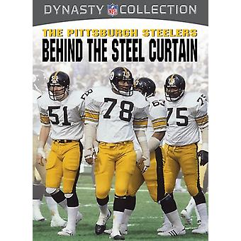 Pittsburgh Steelers: Behind the Steel Curtain [DVD] USA import