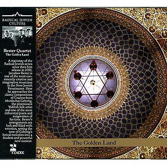 Bester Quartet - Golden Land [CD] USA import