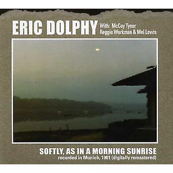 Eric Dolphy - sanft wie ein Sonnenaufgang am Morgen [CD] USA import