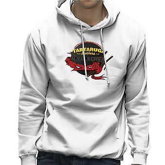Tartaruga Brothers Teenage Mutant Ninja Turtles Raphael Men's Hooded Sweatshirt
