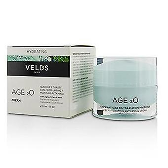 Veld's Age 2o Deep Hydration Anti-aging Cream - 50ml/1.7oz
