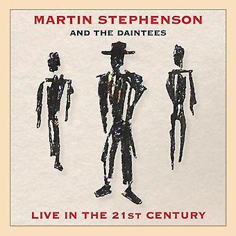 Stephenson, Martin / Daintees - Live in the 21st Century [CD] USA import