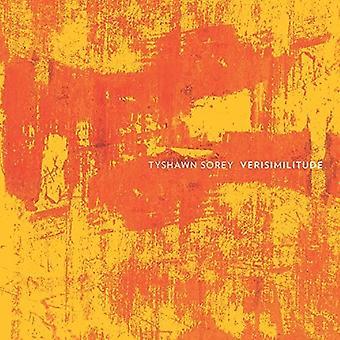 Tyshawn Sorey - Verisimilitude [CD] USA import