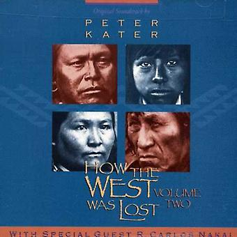 Kater/Nakai - Kater/Nakai: Vol. 2-How the West Was Lost [CD] USA import