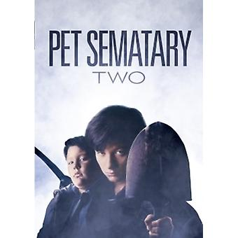 PET Sematary två [DVD] USA import