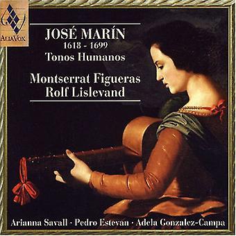 J. Marin - Jos Marin: Tonos Humanos [CD] USA import