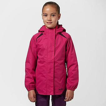 New Peter Storm Girl's Panel Jacket Pink