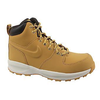 Nike Manoa Lth Gs AJ1280-700 Kids trekking shoes