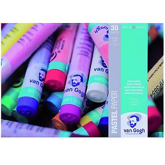 Royal Talens Van Gogh Pastel Paper Pad - Sizes Listed