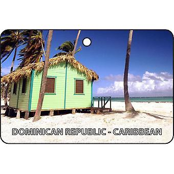 République dominicaine - Caraïbes Car Air Freshener