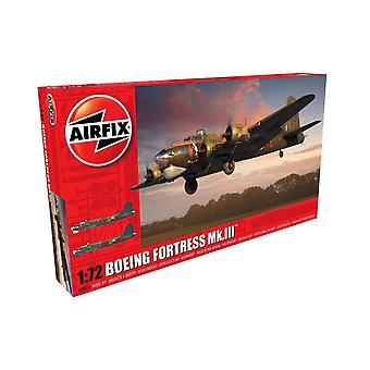 Airfix Boeing Fortress MK. Kit Model w skali 1: 72 III
