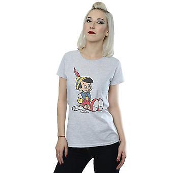 Disney Women's Classic Pinocchio T-Shirt