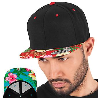 Flexfit HAWAIIAN summer Snapback Cap
