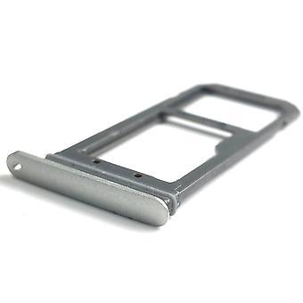 For Samsung Galaxy G935 SIM-kortholderen Slot kant S7 Micro SD card indehaveren-guld