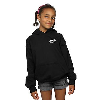 Star Wars Girls Logo Badge Hoodie