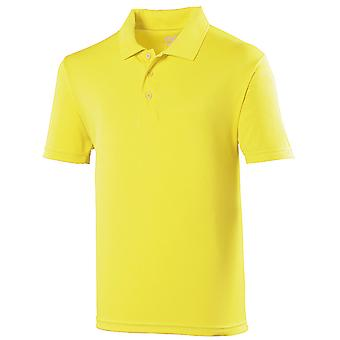 Just Cool Mens Colours Short Sleeve Casual Sport Polo Shirt S,M,L,XL,XXL
