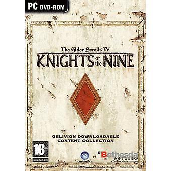 Oblivion Knights Of The Nine (PC DVD) - Jak nowość