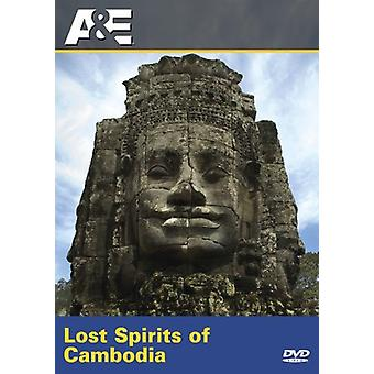 Lost Spirits of Cambodia [DVD] USA import