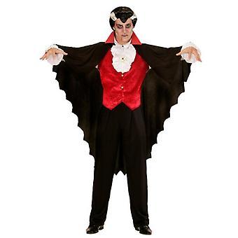Vampier Cape kostuum 1234