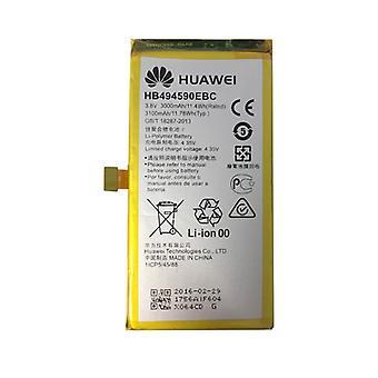 Huawei Honor 7 batérie Výmena batérie HB494590EBC 3000mAh