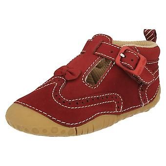 Girls Startrite Pre Walker T-Bar Shoes May