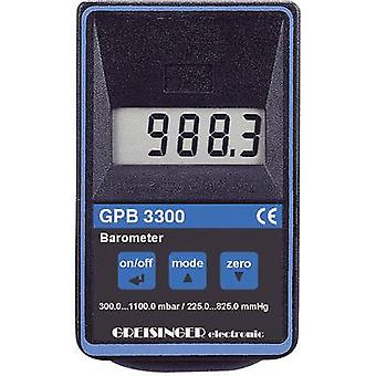 Greisinger GPB 3300 digitaalisen barometri
