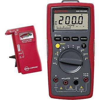 BEHA Amprobe AM-520-EUR kannettava yleismittari digitaalinen CAT III 600 V