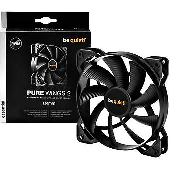 Thermaltake Pure vleugels 2 PWM PC ventilator zwart (W x H x D) 120 x 120 x 25 mm