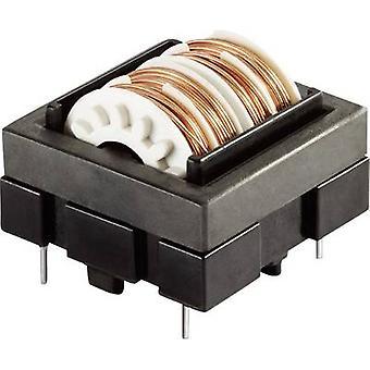 Schaffner EH24-0,5-02-44M EMI filter 250 V AC 0.5 A 44 mH (L x W x H) 24 x 24 x 20 mm 1 pc(s)