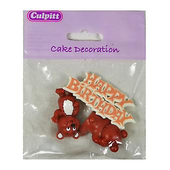 Culpitt Party Cake Toppers